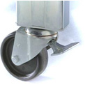 3M-Matic™ Caster Kit - 4 Casters with Brackets