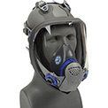 3M™ Full Facepiece Reusable Respirator, FF-402, Medium, Scotchgard Protector