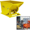 3-Way Entry Option for Wright Yellow Self-Dumping Hoppers