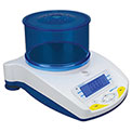 "Adam Equipment HCB123 Highland Digital Precision Balance 120g x 0.001g 4-11/16"" Diameter Platform"