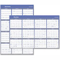 AT-A-GLANCE® Vertical/Horizontal Erasable Wall Planner, 32 x 48, 2017