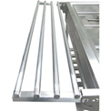 Adcraft EST-240/TH - Tray Holder, For EST-240, Stainless Steel