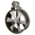 "12"" Totally Enclosed Dry Environment Duct Fan - 3 Phase 1/4 HP"