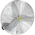Airmaster Fan I-30-OIW 30 Inch  Wall  Fan 1/3 HP 7800 CFM , Oscillating
