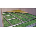 Arrow Shed Floor Frame Kit for 10' x 8' & 10' x 9' Building