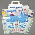 Pac-Kit® Weatherproof Plastic ANSI Plus Pac-Kit® #10 First Aid Kit