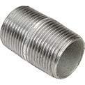 1 In X 2 In Galvanized Steel Pipe Nipple 150 PSI Lead Free