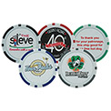 Personalized Poker Chip Ball Markers