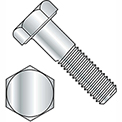 "Hex Cap Screw - 1/4-20 x 5/8"" - Steel - Zinc CR+3 - Grade 2 - FT - Pkg of 100 - Brighton-Best 403012"