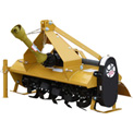 Behlen Country 4' Gear Driven Rotary Tiller Implement 80118040 with Adjustable Feet Category 1