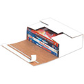 "Self-Seal DVD Mailers 7-11/16"" x 5 7/16"" x 2-7/16"" - 200 Pack"