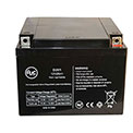 AJC®  Diatek 7036 12V 26Ah Sealed Lead Acid Battery