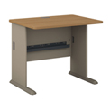 "Series A Light Oak 36"" Desk"