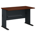 "Bush Furniture 48"" Desk - Hansen Cherry - Series A"
