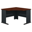 "Series A Hansen Cherry 48"" Corner Desk"