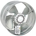 Broan 353 Powered Gable Mount Attic Ventilator - 1020 CFM For Attics Up to 1460 Sq. Ft.