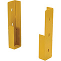 Vestil Guard Rail Brackets, YGR-LO-B2