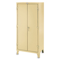 """Strong Hold Ultra-Capacity Storage Cabinet - 36X24X78"""" - Tan"""