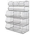 Quantum Modular Stacking Basket Set - Stationary Basket Set