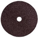 "CGW Abrasives 48191 Resin Fibre Disc 5"" DIA 24 Grit Ceramic - Pkg Qty 25"