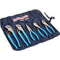 Channellock® Tool Roll-3, 5 Piece Professional Plier Set