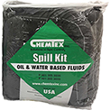 Chemtex 5 Gallon Zipper Bag Universal Truck Kit