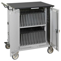 Datum Mobile Storage & Charging Cart for 32 Laptops