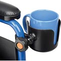 "Universal Cup Holder, 3"" Wide"