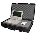 Eclipse 900-225 - Blow-Molded Case with Foam, 17.4 X 11 X 3.5 inch