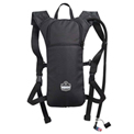 Ergodyne® Chill-Its® Low Profile Hydration Pack, Black, 2 Liter