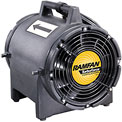 "Ramfan Safety 8"" Intrinsically Safe Blower UB20xx 1/3 HP 980 CFM"