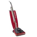 "Sanitaire® 12"" Commercial Upright Vacuum W/ Vibra-Groomer II®, Red - EUKSC684F"