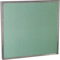 Filtration Group Air Filters FF-10508X8X0.5 8X8X0.5 Washable, Aluminum Frame W/25 PPI Foam Media