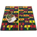 Children Educational Rugs ABC123s 3x6