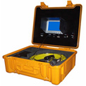 FORBEST FB-PIC3188DN-65 Portable Color Sewer/Drain Camera, 65' Cable W/ Heavy Duty Waterproof Case