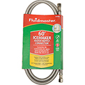 Fluidmaster 12IM60 Icemaker Water Supply Connector 1/4 In. Compression X 1/4 In. Compression X 60 In