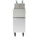 Frymaster - GF14 Series Gas Fryer 40 lb. Capacity - Natural Gas w/ Casters