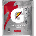 Gatorade Instant Powder, Fruit Punch, Makes 1 Gallon, 8.5 Oz. Packet, 40/Case