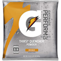 Gatorade GTD03970 - Instant Powder, Orange, 21 Oz. Package, Makes 2-1/2 Gallons, 32/Case