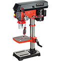 "General International DP2002 - 10"" 5 Speed Drill Press w/ Cross-Pattern Laser System + LED Lighting"