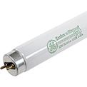 GE 68853 Fluorescent Bulb T-8 Medium Bi-Pin, 2630 Lumens, 82 CRI, 32W - Pkg Qty 36