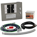 Generac 30 Amp Generator Transfer Switch Kit for 10-16 Circuits for Indoor Applications