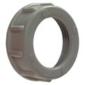 "Hubbell 1402 Plastic Bushing 1/2"" Trade Size - Pkg Qty 400"