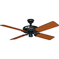 "Hunter Fan Hunter Original® 52"" Damp Ceiling Fan 23838 - Black"