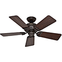 "Hunter Fan Hudson™ 42"" Indoor Ceiling Fan 52067 - New Bronze"