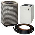 Kelvinator Air Conditioning System JS4BE-018KA, 1.5 Ton, R-410A, 18000 BTU, 14 SEER