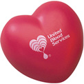 Promotional Stress Balls - Heart