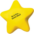 Promotional Stress Balls - Star