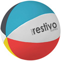 Promotional Stress Reliever - Beach Ball
