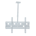 "TygerClaw CLCD103 32""-60"" Ceiling Monitor Mount - Silver"